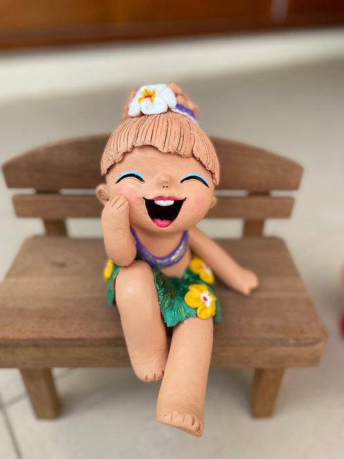 Terracotta doll HW