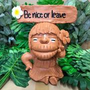 Terracotta sign head