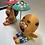 Thumbnail: Terracotta doll old folks pair