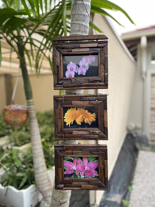 """Hanging photo frame 4""""x6"""" (3) #1"""