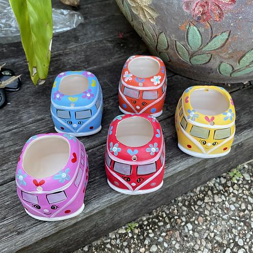 Ceramic planter x 15 pcs
