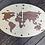 Thumbnail: World map clock lg