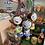 Thumbnail: Cute ceramic kid mobile x 12 pcs