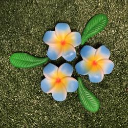 Ceramic loose frangipani