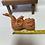 Thumbnail: Terracotta mermaid planter sm