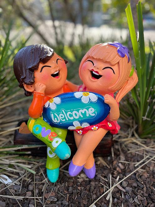 Terracotta welcome dolls1