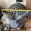 Thumbnail: Terracotta owl ornament  Lg
