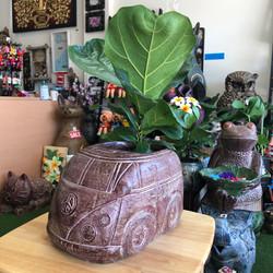 Terracotta Kombi planter