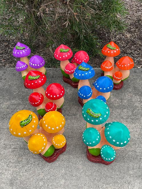 Cement mushroom lg