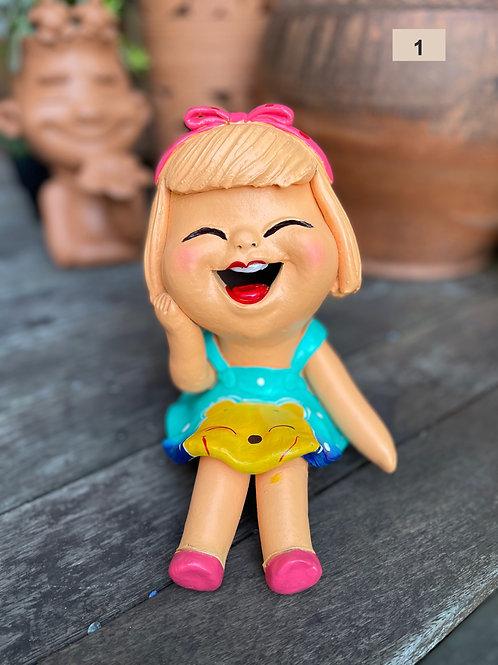 Terracotta doll 1