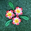 Thumbnail: Ceramic frangipani set
