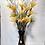 "Thumbnail: Flower light arrangement  with 5""x14""vase"