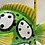 Thumbnail: Terracotta fish ornament
