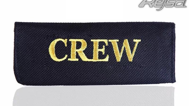 CREW 黄色