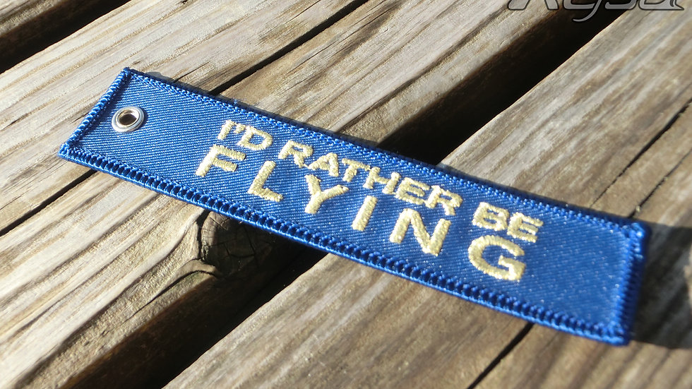 PILOT タグ I'D RATHER BE FLYING