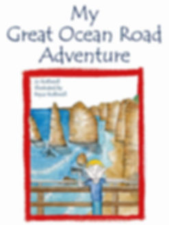 Great Ocean Road children book Rothwell Publishing