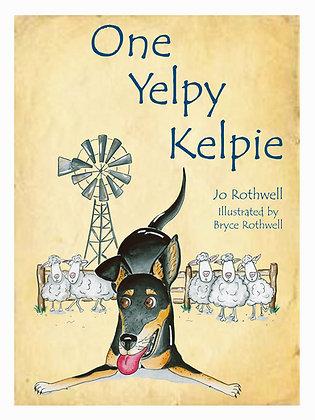 One Yelpy Kelpie