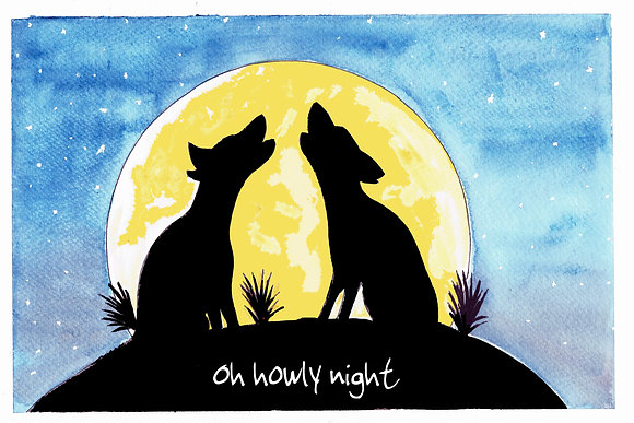Oh howly night