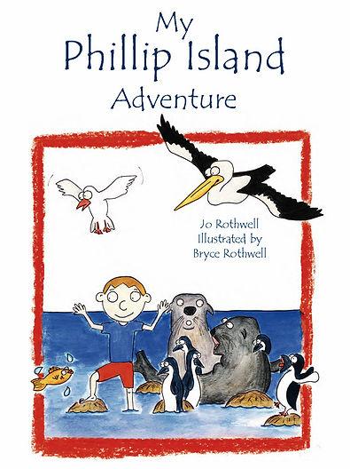 Phillip Island children book penguins Rothwell Publishing