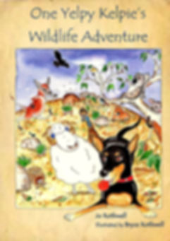 Rothwell Publishing Australian animals childrens book