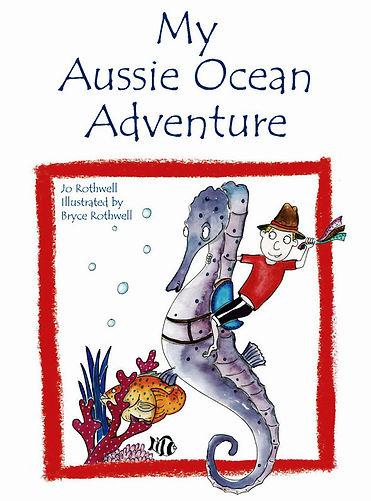 Rothwell Publishing Australian ocean childrens book