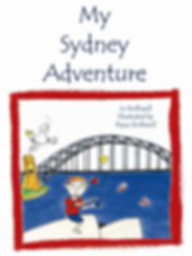 Rothwell publishing My Sydney Adventure children book