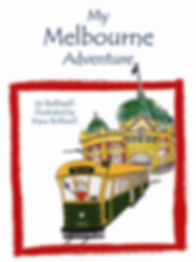 Melbourne children book promoting