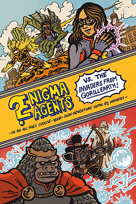 Enigma Agents Issue 2