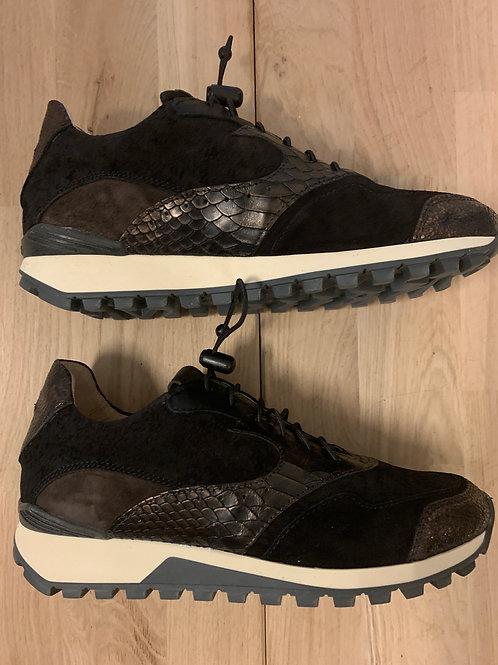 0110 Zwarte sneaker ViaVai