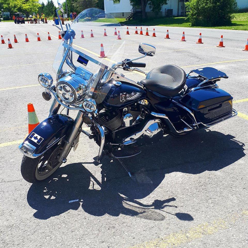Brockville Rider Training Sept 25, 2021