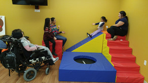Sensory Room supported by Niagara on the Lake Rotary Club