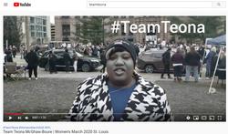 Teona - Womens March video screenshot