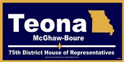 Teona - Banner Logo