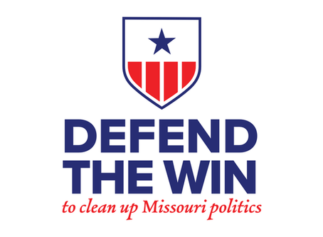 Throwing dirt on clean Missouri...