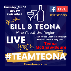 Teona - Wine About the Region - Special