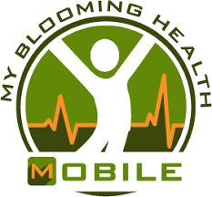 My Blooming Health logo