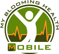 My Blooming Health logo