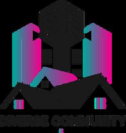 Diverse Community Official Logo