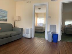 E unit living room