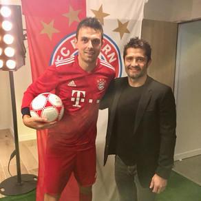 Show Foot Freestyle pour un partenaire du Bayern Munich