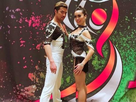 世界大会レポート ①〜World Latin Dance Cup2018〜