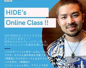HIDE's Online Class !!.png
