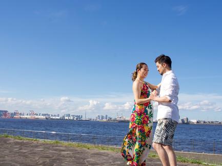 海で楽しく気持ちよく踊りませんか?✨✨恋人と、家族と、友達と、1日を楽しむツールとしてのサルサはいかが?