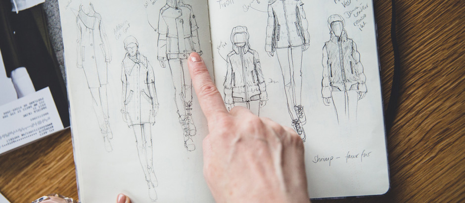 8 reasons Hand Sketching is your Superpower.