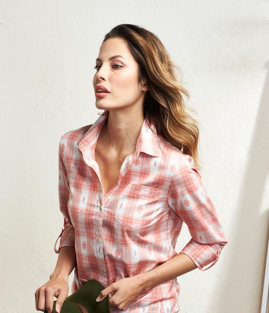 Harding cotton plaid shirt.jpg