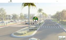 Parque Mosaico - Entrada