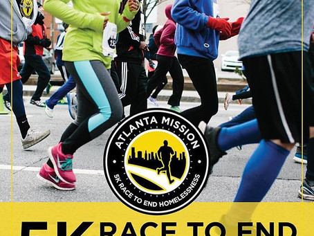 Atlanta Mission: 5k Race