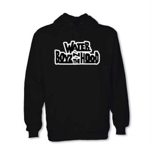 Water Boyz N The Hood - Black Hoodie