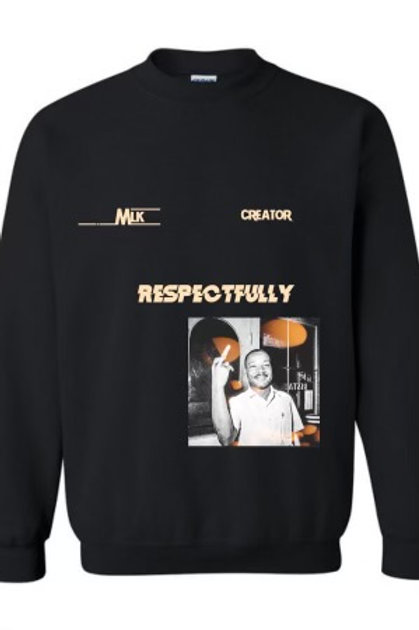 MLK RESPECTFULLY - CREATE BY CHARLIE CHUCK