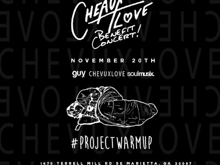 Project Warm Up: Benefit Concert